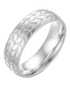 *COI Titanium Tire Tread Ring-5688