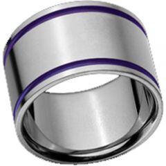 COI Titanium Ring-079(Size: US9)
