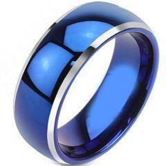 COI Titanium Wedding Band Ring - 2468(Size:US10)
