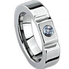 COI Titanium Ring-1003(US15.5)