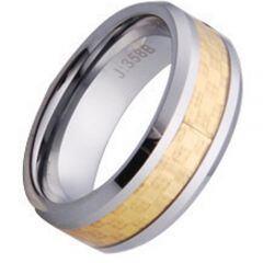 COI Titanium Carbon Fiber Ring-1059(US9.5)