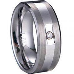 COI Titanium Ring - 1120(Size:US8.5)