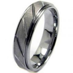 COI Titanium Ring - 1363(Size:US8.5)