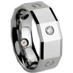 COI Titanium Ring - 158(Size:US7.5)