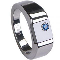 COI Titanium Ring - 1760(Size:US8/9.5/13)