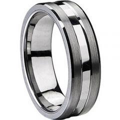 COI Titanium Ring - 1850(Size:#US6)