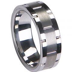 COI Titanium Ring-1967(US12.5)