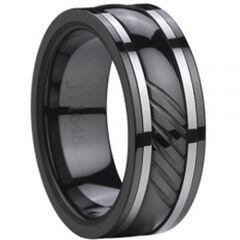 COI Titanium Ring - 2367(Size US12)