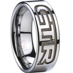 COI Titanium GTR Ring - 2475(Size:US11.5)
