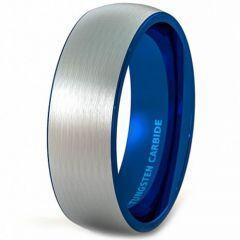 COI Titanium Wedding Band Ring - 4355(Size US5.5/8)
