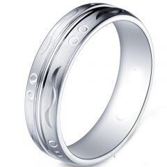 COI Titanium Wedding Band Ring-5180