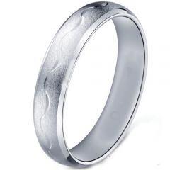 COI Titanium Wedding Band Ring-5181
