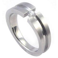 COI Titanium Ring - JT335(Size:US12.5)