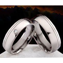 COI Titanium Ring - JT993(Size:US8)