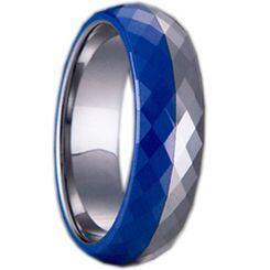COI Titanium Ring With Ceramic - 1406(US11.5)