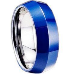 COI Titanium Ring With Ceramic-1635(US9)