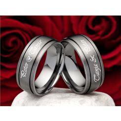 COI Titanium Ring - 1910(SizeUS7.5)