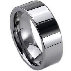 COI Titanium Ring With Ceramic-191(US10)