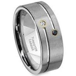 COI Titanium Ring - 2160(Size:US13)