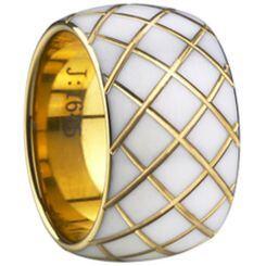 COI Titanium Ring With Ceramic - 2375(Szie:US12.5)