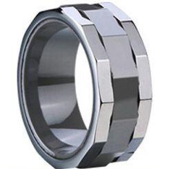COI Titanium Ring - 2377(Size:US11.5)