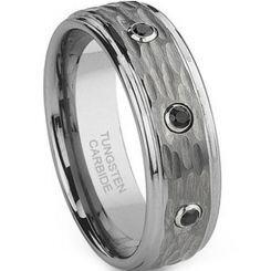 COI Titanium Ring - 2406(Size:US9.5)