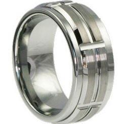 COI Titanium Ring - 2580(Size US12)