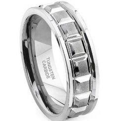 COI Titanium Ring - 2734(Size:US10.5)