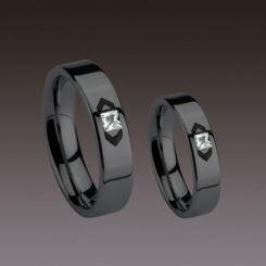 COI Titanium Ring - 967(Size US5.5)