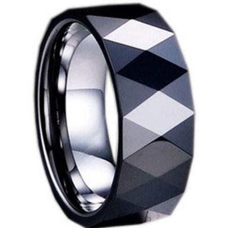 COI Black Titanium Ring-1281(US14)