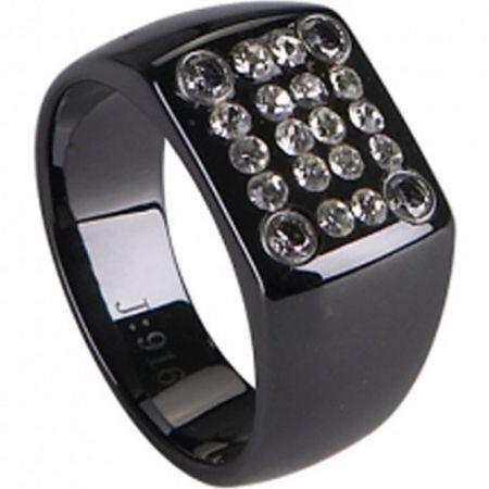 COI Black Titanium Ring-2264(US10)